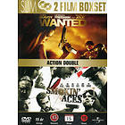 Wanted (2008) + Smokin' Aces - Action Double