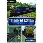Train Simulator 2015: CSX SD80MAC (Expansion) (PC)