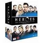 Heroes - Säsong 1-4