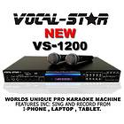 Bild på Vocal-Star VS-1200 från Prisjakt.nu