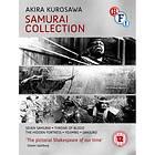 Akira Kurosawa - The Samurai Collection (UK)