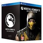Mortal Kombat X - Collector's Edition (PS4)