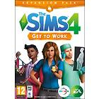 The Sims 4: Get to Work (Expansion) (PC)