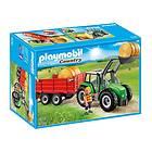 Playmobil Country 6130 Stor Traktor med Släp