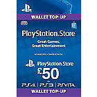 Sony PlayStation Network Card - 50 GBP