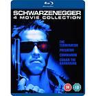 Schwarzenegger 4 Movie Collection (UK)