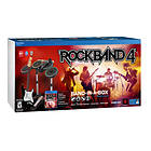 Rock Band 4 (incl. Instruments)