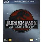 Jurassic Park - Ultimate Trilogy (DC+BD)