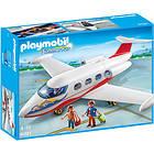 Playmobil Summer Fun 6081 Flygplan med Pilot och Turister