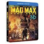 Mad Max: Fury Road - SteelBook (3D)