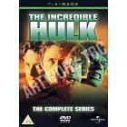 The Incredible Hulk - Säsong 1-5