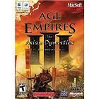 Bild på Age of Empires III Expansion: The Asian Dynasties (Mac) från Prisjakt.nu