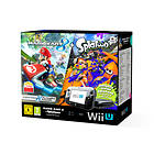 Nintendo Wii U Premium (incl. Mario Kart 8 + Splatoon)