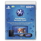 Sony PlayStation Network Card - 600 SEK