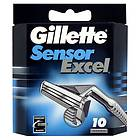 Gillette Sensor Excel 10-pack