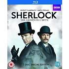 Sherlock: The Abominable Bride (UK)