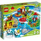 LEGO Duplo 10805 Jorden Runt