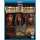 Pirates of the Caribbean - Trilogy (UK)