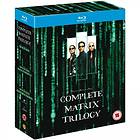 The Complete Matrix Trilogy (UK)