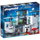 Playmobil City Action 6919 Polisstation med Fängelse