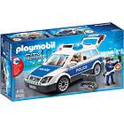 Playmobil City Action 6920 Polisbil med Ljud och Ljus