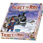 Days of Wonder Ticket to Ride: Nordic Countries