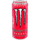 Monster Energy Ultra Red Burk 0,5l 24-pack