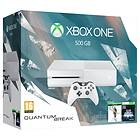 Microsoft Xbox One 500GB (incl. Quantum Break) - White Edition