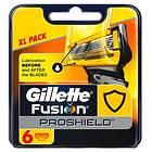 Gillette Fusion ProShield 6-pack