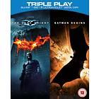 Batman Begins + The Dark Knight (UK)
