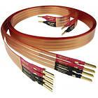 Nordost Super Flatline Gold MKII 2Banana - 4Banana (par) 3m