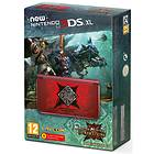 Nintendo New 3DS XL (incl. Monster Hunter Generations & Coverplate) - Limited