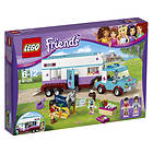 LEGO Friends 41125 Veterinärens Hästtransport