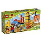 LEGO Duplo 10813 Stor Byggarbetsplats