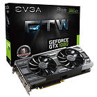 EVGA GeForce GTX 1080 FTW Gaming ACX 3.0 HDMI 3xDP 8GB