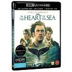 In the Heart of the Sea (UHD+BD)