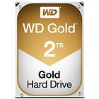 WD Gold WD2005FBYZ 128MB 2TB