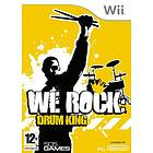 We ROCK: Drum King (Wii)