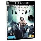The Legend of Tarzan (UHD+BD)