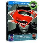 Batman v Superman: Dawn of Justice - CDON Exclusive SteelBook Edition