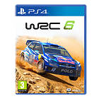 WRC 6: FIA World Rally Championship (PS4)
