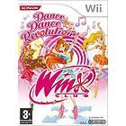 Dance Dance Revolution: Winx Club (inkl. Dansmatta) (Wii)