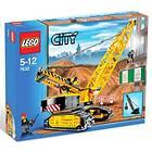 LEGO City 7632 Banddriven Lyftkran