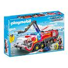 Playmobil City Action 5337 Airport Fire Engine with Lights and Sound
