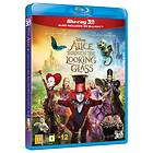 Alice Through the Looking Glass (3D)