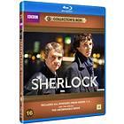 Sherlock - Series 1-3 - Collector's Box