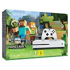 Microsoft Xbox One S 500Go (+ Minecraft Xbox One Edition)