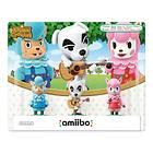 Nintendo Amiibo - Cyrus/K.K/Reese - 3 Pack