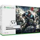Microsoft Xbox One S 1TB (ml. Gears of War 4)