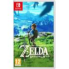 Bild på The Legend of Zelda: Breath of the Wild (Switch) från Prisjakt.nu
